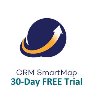 CRM SmartMap Trial Image